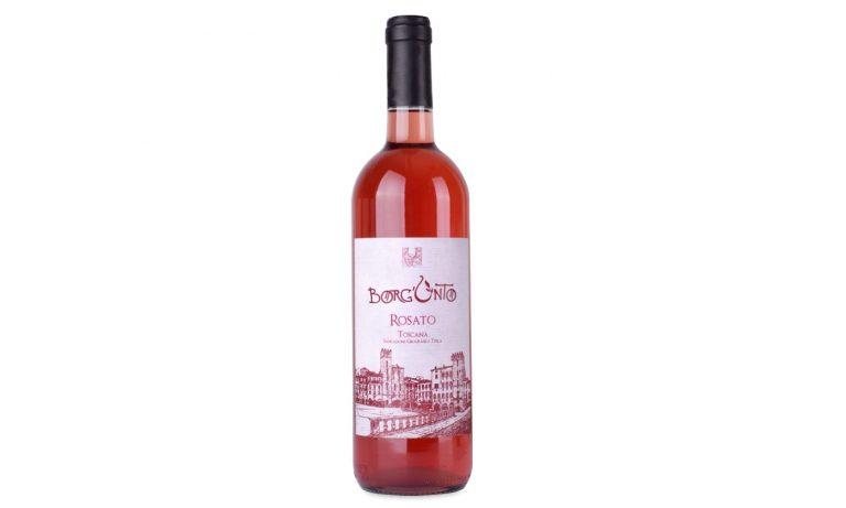 Borgunto Vino Rosato
