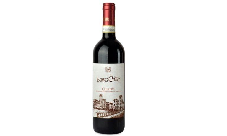 Borgunto Vino Rosso Chianti
